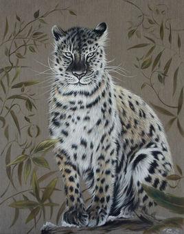 Le léopard d'amour