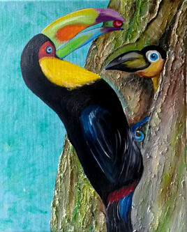Le toukan de Louka