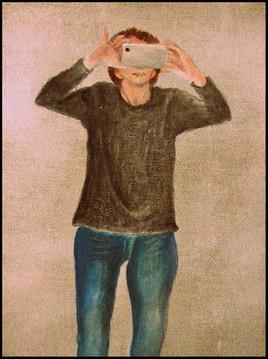 Phautoportrait.