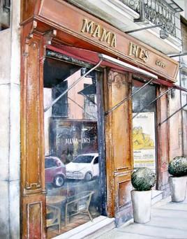 Mama Ines café