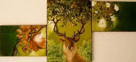 Cerf des Bois
