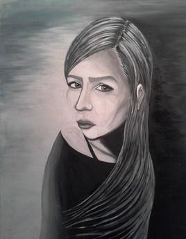 Peinture L'ombre de l'Ame
