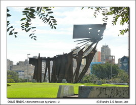Parque dos Açorianos / Monumento - 2