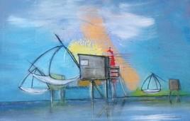 pêcherie d'estuaire 1