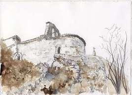 chapelle abandonée