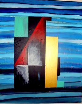 Art contemporain 80x100