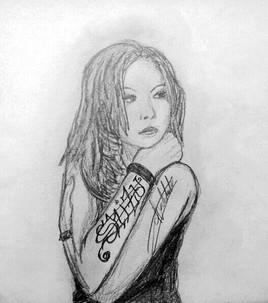 Autoportrait Haytch