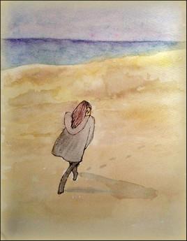 Septembre.... la plage.