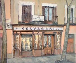 Cerveceria Santa Ana-Madrid