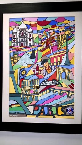 Paris voyage covid