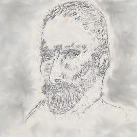 Van Gogh - dessin