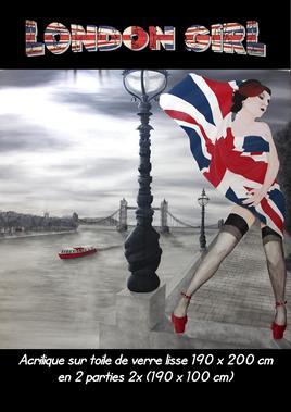 """""""London girl"""""""