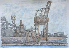 Le terminal minéralier de Dunkerque
