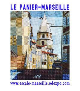 MARSEILLE (le panier) oil