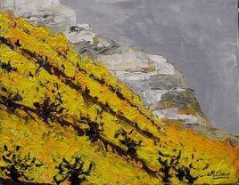 Les vignes abandonnées