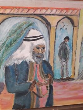 marchand arabe