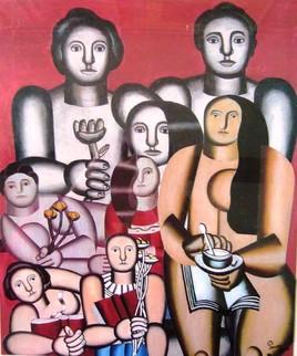 8 femmes au petit déjeuner