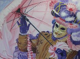 L'ombrelle de Venise