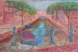 A bicyclette...(2)