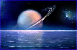 levé de Saturne