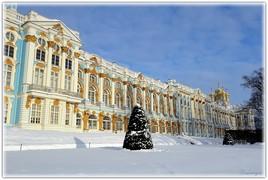 Le palais Catherine.