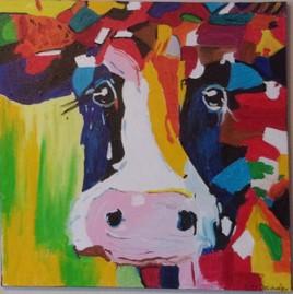oh ! la vache