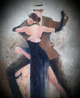 En avant la danse