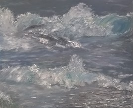 tempête vagues mer