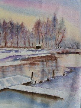 Ambiance d hiver