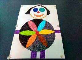 Bonhomme de neige coloré (51)