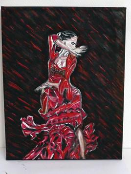 la bailarin