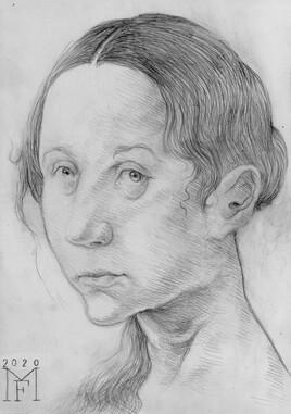 Portrait de femme 2