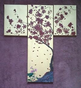 Kimono d'automne