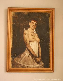 la marquise aux seins nus