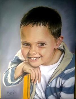 Mon petit Matthias