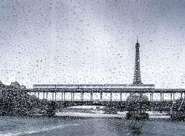 Rain on Paris
