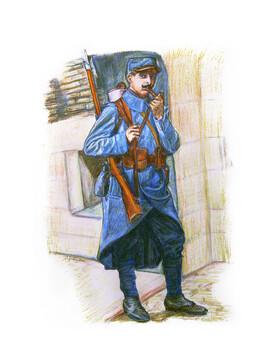 Tour de Garde 1914