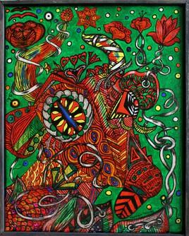 vachette landaise roja e verda 1