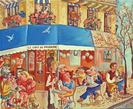 Le café du Faubourg