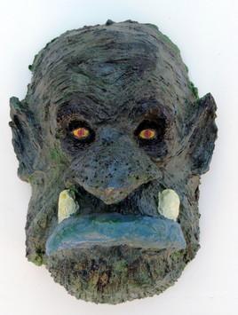 masque de décoration shmorgul JfG Jean-François Gantner