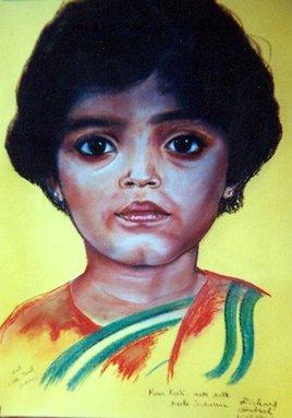 Kriti, petite Indienne