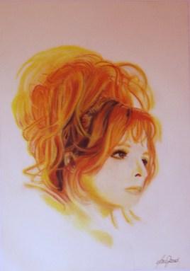Portrait Mylène Farmer