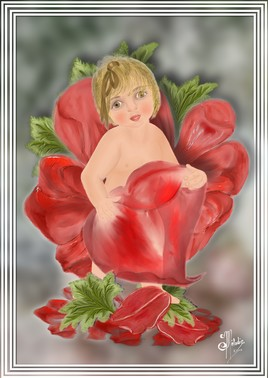PETITE ROSE D 'AMOUR
