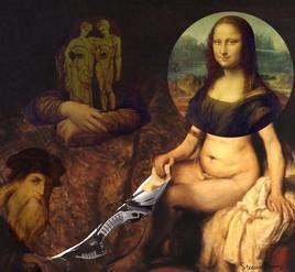Mona Lisa De Salaï ...