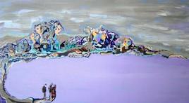 La baie d'Amphion