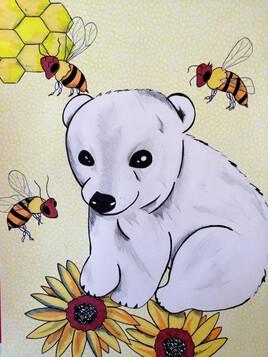 L'ours et le miel