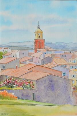 2021-06 Saint-Tropez de sa citadelle