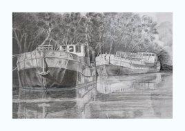 La retraite des sabliers de Loire