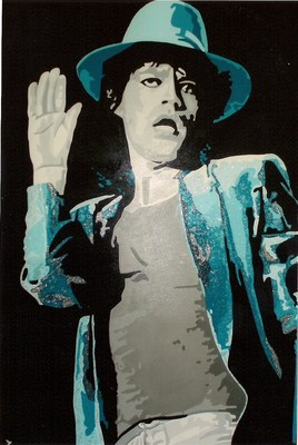 "Satisfaction "" Mick Jagger """