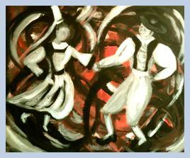 couple de danseurs bretons